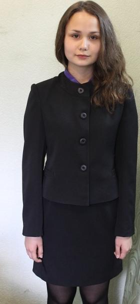 костюм черный 1